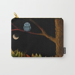 Lonely owl Carry-All Pouch