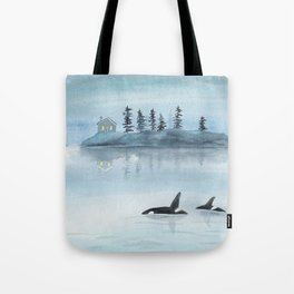 Nature is my home Tote Bag