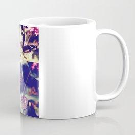 Yellow Flutterby Coffee Mug