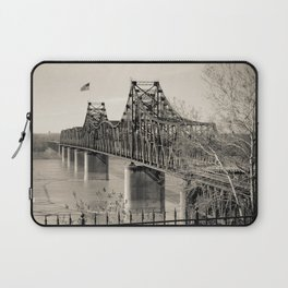 Welcome to Vicksburg 3 Laptop Sleeve