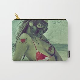 Beautiful Mourning Carry-All Pouch