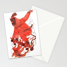 Sk8 The 40oz Stationery Cards