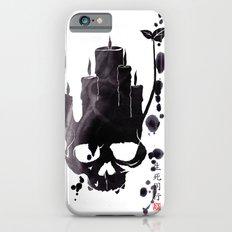 Death is Reborn/Reborn is Death Slim Case iPhone 6s