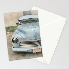 Mercury Blues Stationery Cards