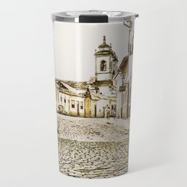 Historical city Travel Mug