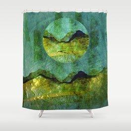 Fundamental Shower Curtain