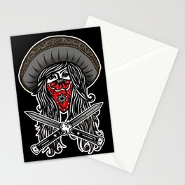 La Bandida Stationery Cards