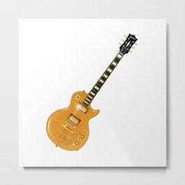 Tiger Top Metal Print