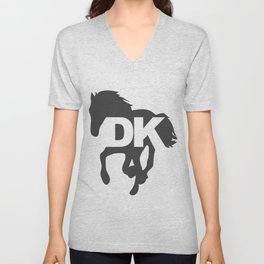 ferme DK farm Unisex V-Neck