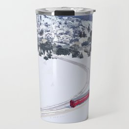 One winter day Travel Mug