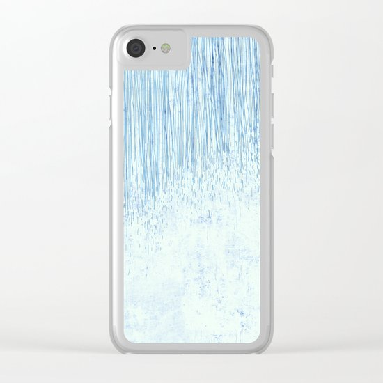 Waterfall Clear iPhone Case