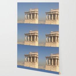 Acropolis of Athens Wallpaper
