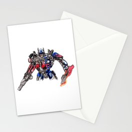 Trans Former Stationery Cards