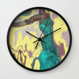 Woman N30 Wall Clock