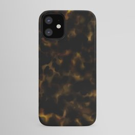 Tortoise shell classy animal pattern iPhone Case