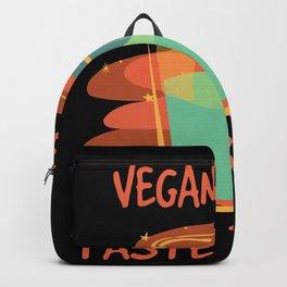 You Taste Better Gift I Funny Vegan Broccoli Drink product Backpack