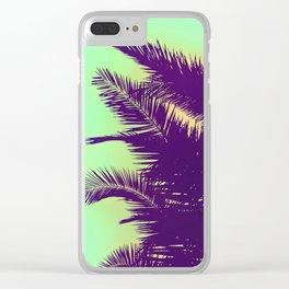 California Dream Clear iPhone Case