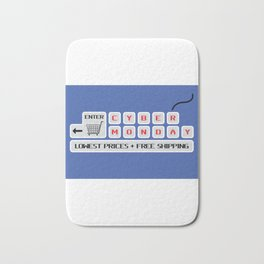 Cyber Monday Lowest Prices + Free Shipping Bath Mat