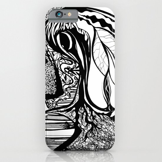 Jungle City iPhone & iPod Case