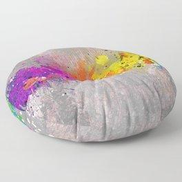Colorsplash Floor Pillow
