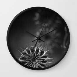 432 Hz Wall Clock