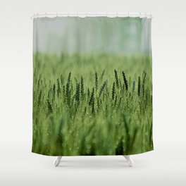 Crop Shower Curtain