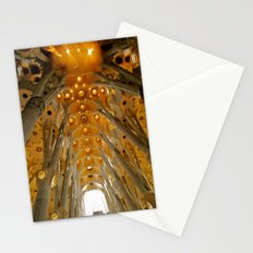 classic ceiling Stationery Cards