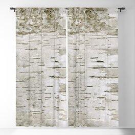 Birch Bark Skin Blackout Curtain