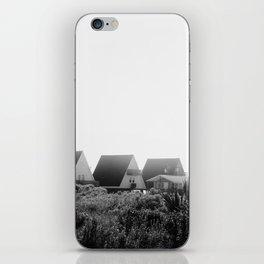A-Frames (Grayscale) iPhone Skin