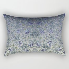 """Field of Lavender"" Rectangular Pillow"