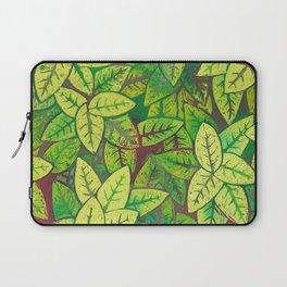 Spring leaves Laptop Sleeve