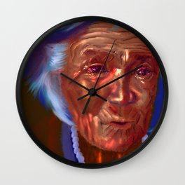 Ladakh Indian Wall Clock