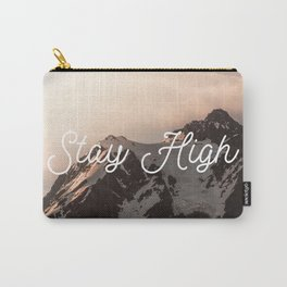 Stay High - Mt Shuksan Carry-All Pouch