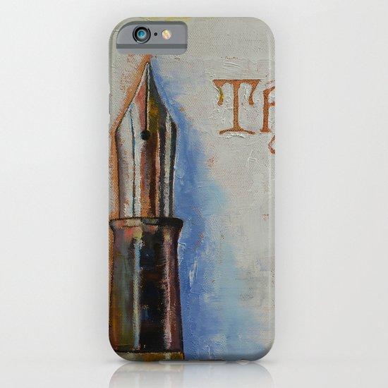 The Beginning iPhone & iPod Case