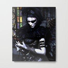 The Darkness Metal Print