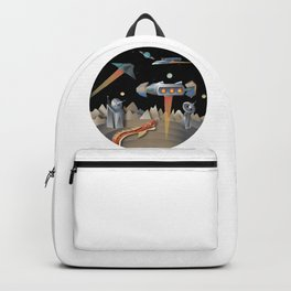 Astronomical Backpack