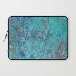 Patina Cast Iron rustic decor Laptop Sleeve