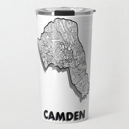 Camden - London Borough Travel Mug