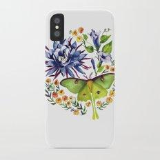 Evening iPhone X Slim Case