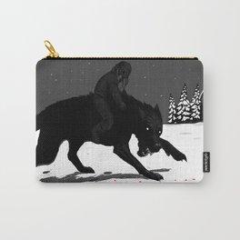 Svart-Alf Carry-All Pouch