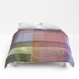 Abstract Composition 584 Comforters