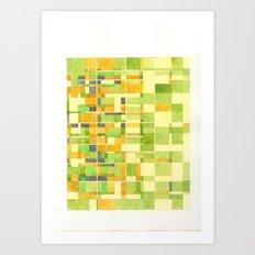 color field_04 Art Print