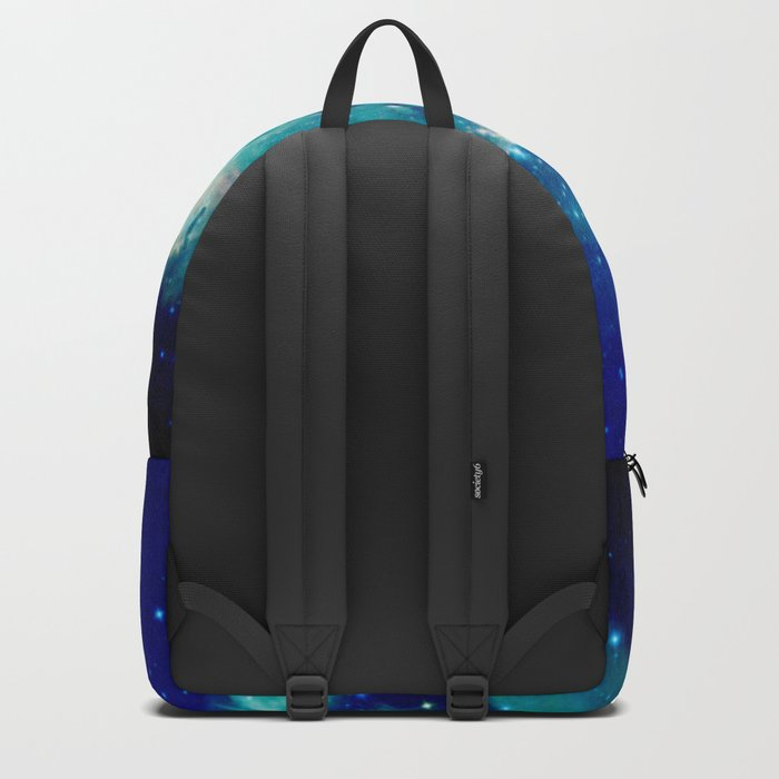 A Deep Cerulean Dream Backpack