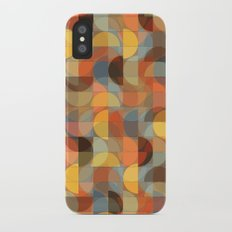The Sky Was On Fire iPhone X Slim Case