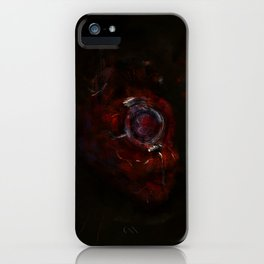 The Heart iPhone Case