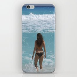 Carribean sea 1 iPhone Skin