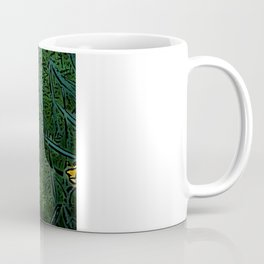 Surreal White Daisy  Coffee Mug