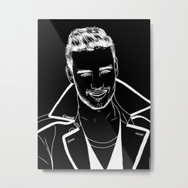 Liam  Metal Print