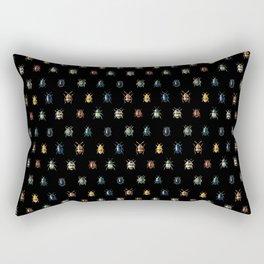 Bugs Rectangular Pillow