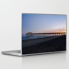 Sunset at the Tybee Island Pavillion Laptop & iPad Skin